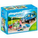 Playmobil-City-Life-Coche-Lavanderia-de-Perros