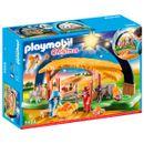 Playmobil-Christmas-Belen-con-Luz
