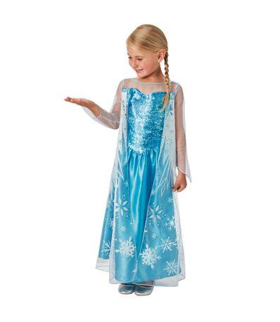 Deguisement-Frozen-Elsa