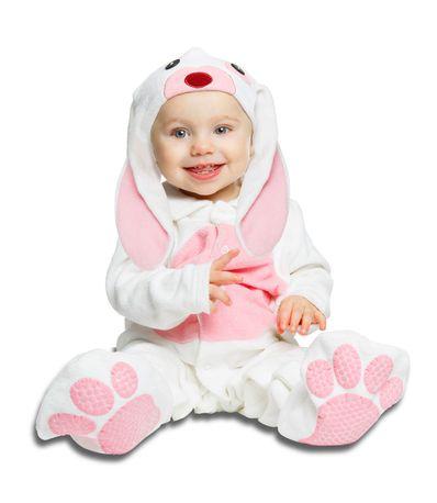 Deguisement-bebe-lapin-blanc-et-rose