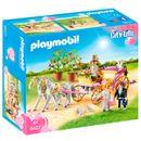 Playmobil-City-Life-Carruaje-Nupcial