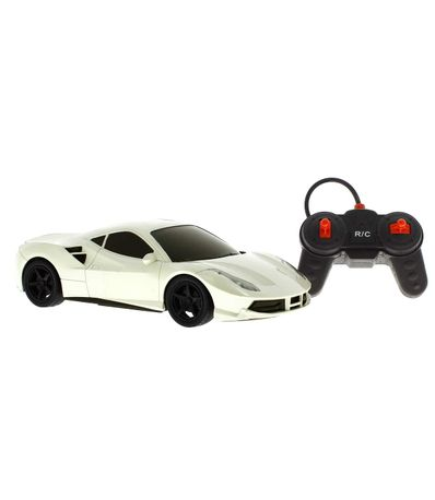 Voiture-RC-Speed-Storm-White-Scale-1-18