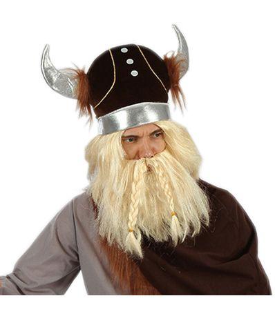 Peluca-Rubia-Vikingo