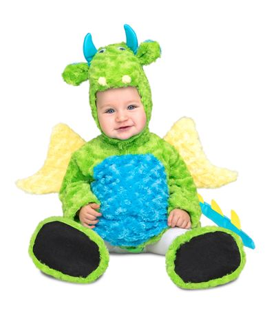 Disfraz-Dragon-de-Peluche-Bebe