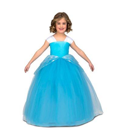 Disfarce-Princesa-Tule-Azul
