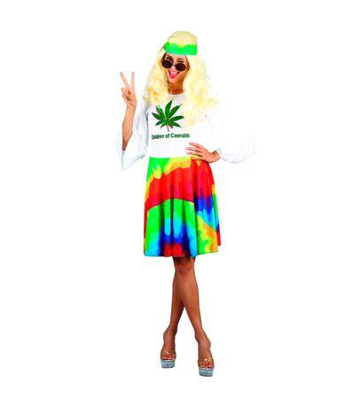 Disfarce-Hippie-Mulher