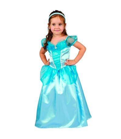 Disfarce-Princesa-Azul