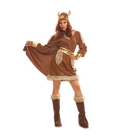 Disfarce-Viking-Mulher