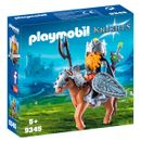 Playmobil-Knights-Gnomo-con-Poni