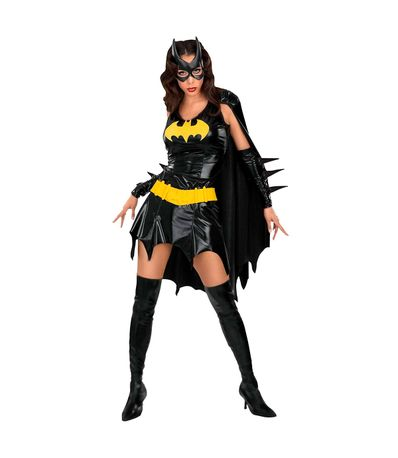 Fato-de-Batgirl-Adulto-Tamanho-S