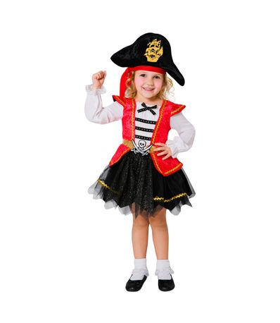 Disfraz-Pirata-Caribeña