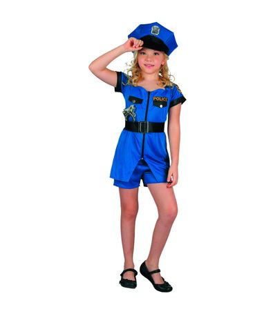 Disfarce-Policia-Menina