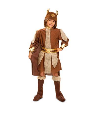 Disfarce-Viking-infantil