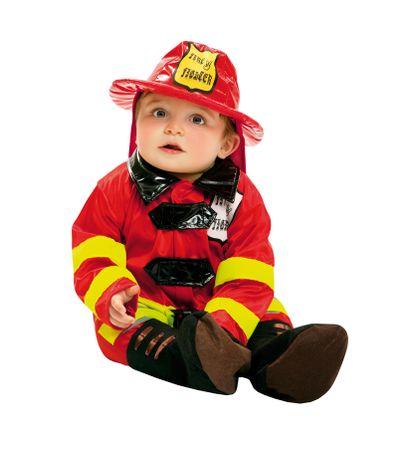 Deguisement-Bebe-Pompier