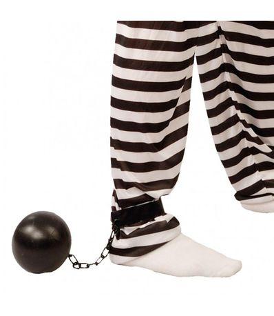 Boule-de-carnaval-accessoire-du-prisonnier