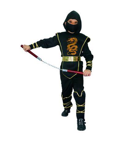 Disfraz-Ninja-Rojo-Niño