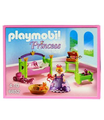 Playmobil Princess Chambre de princesse - drimmobilefr