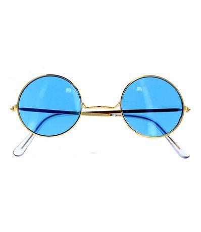 Lunettes-bleu-Hippie
