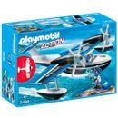 Playmobil-Action-Hidroavion-de-Policia