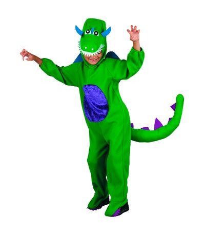 Deguisement-de-Dinosaure-vert
