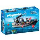 Playmobil-City-Action-Lancha-Fuerzas-Especiales