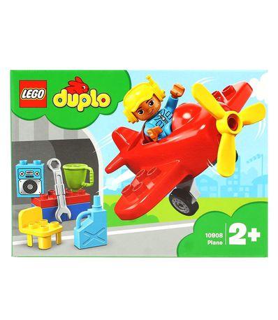 Lego-Duplo-Avion