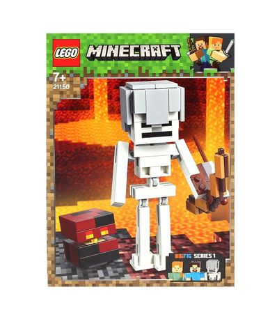 Lego-Minecraft-Skeleton-com-Cubo-Magma