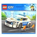 Lego-City-Coche-Patrulla-de-la-Policia