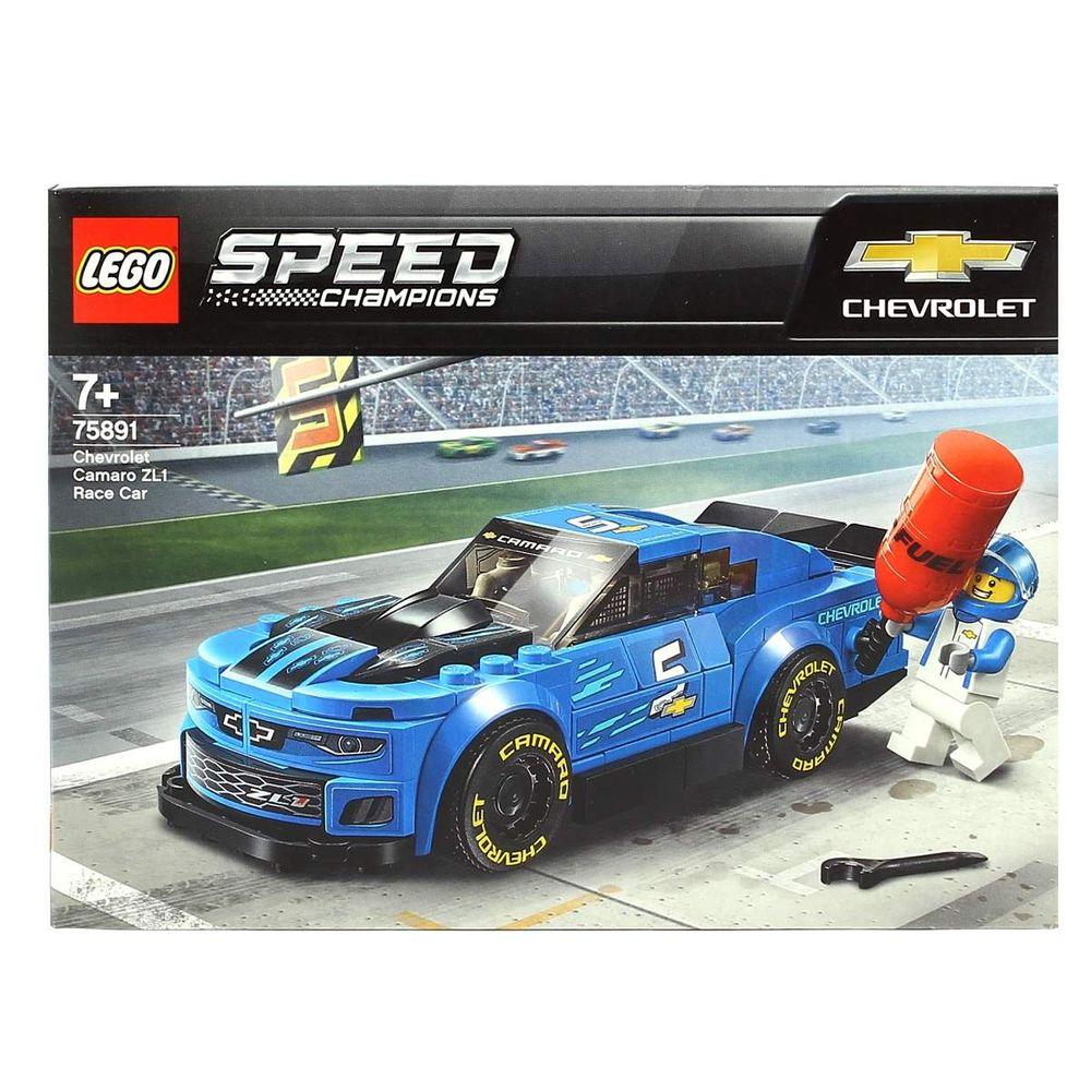 Lego Speed Camaro Deportivo Chevrolet Drimjuguetes Zl1 QdCWeroxB