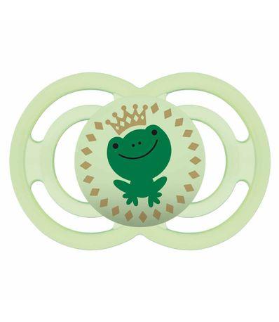 Chupete-Perfect-Silicona-6-16-Meses-Verde