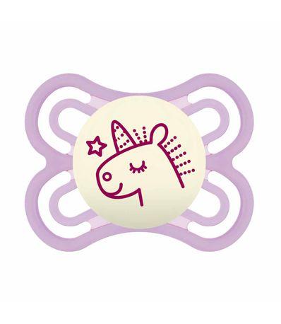 Chupete-Perfect-Nit-Silicona-0-6-Meses-Lila