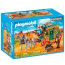 Playmobil-Western-Diligencia