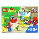 Lego-Duplo-Marvel-Super-Heroi-Spiderman-vs-Electro