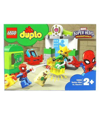 Lego-Duplo-Marvel-Super-Heroi-Spiderman-vs-Electro