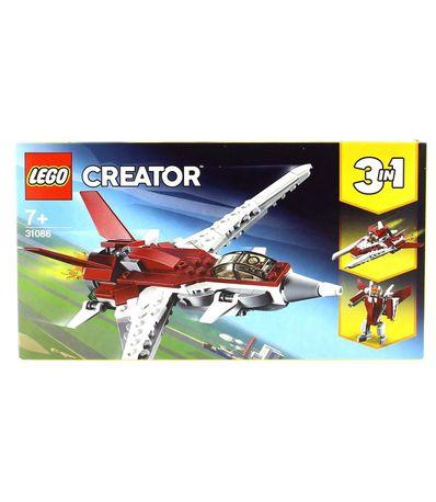 Lego-Creator-Aviao-Futurista