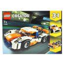 Lego-Creator-Carros-de-Corrida-Sunset