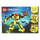 Robot-sous-marin-Lego-Creator