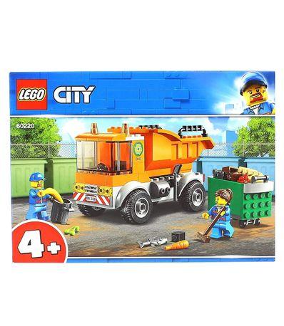 Lego-City-Camion-de-la-Basura