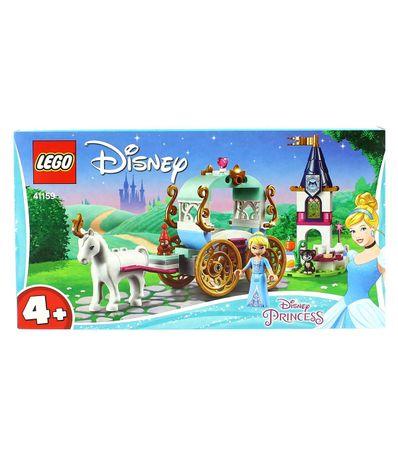Lego-Disney-Princess-Carriage-Ride-Cendrillon