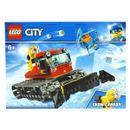 Maquina-do-arado-de-neve-da-cidade-de-Lego