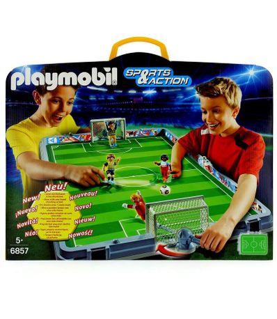 Playmobil-Set-de-Futbol-Maletin