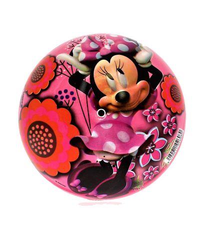 Minnie-Mouse-Pelota-Rosa-de-PVC