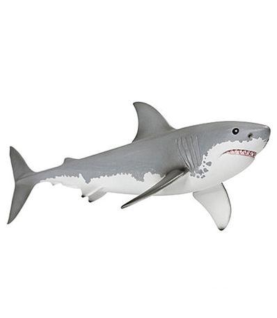 Figure-White-Shark
