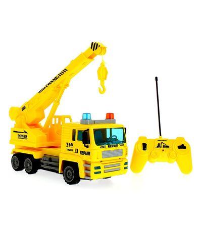 Boom-Truck-RC
