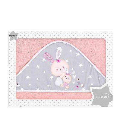 Casaco-de-banho-de-coelho-rosa