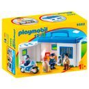 Playmobil-123-Comisaria-de-Policia