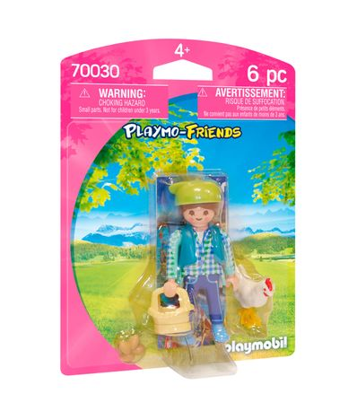 Playmobil-Playmo-Friends-Granjera