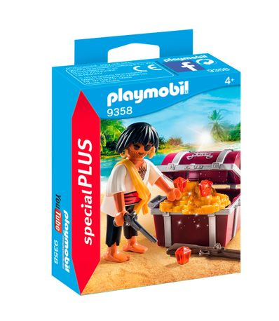Playmobil-Special-Plus-Pirata-con-Cofre