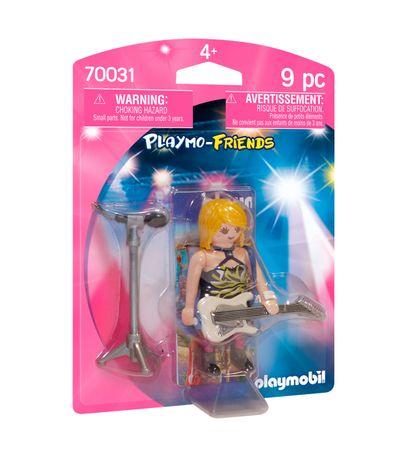 Playmobil-Playmo-Friends-Estrella-del-Rock