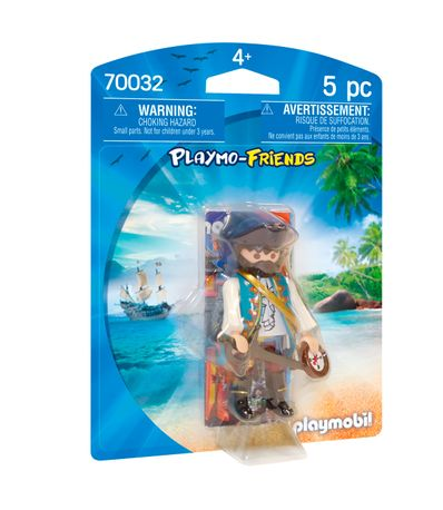 Playmobil-Playmo-Friends-Pirata